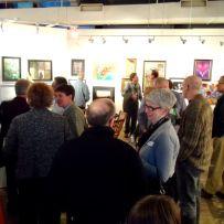 SVA Membership Show Reception