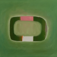"""Frank Juarez, """"Stay Float"""", o/c, 16x20inches, 2012, available."""