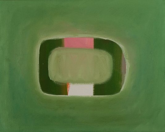 "Frank Juarez, ""Stay Float"", o/c, 16x20inches, 2012, available."
