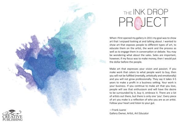 Inkdrop Project FrankJuarez