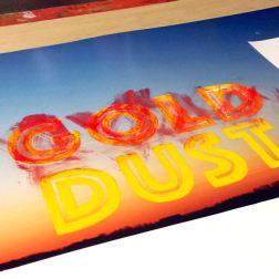 Gold Dust boo boo