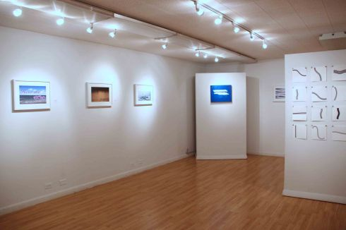 """the unexpected vista"" at the Brickton Art Center, Park Ridge, Illinois"