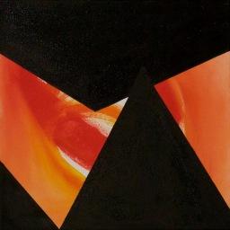 """Emergence IV, o/c, 15""""x15"""", 2016"""