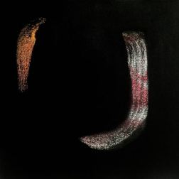 "Emergence II, oil on canvas, 10""x10"", 2016, $125"