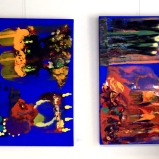 Joe Bussell at the InterUrban ArtHouse